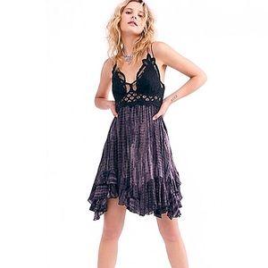 Free People Intimates & Sleepwear - NWT Free People Adella Tie Dye Slip Dress